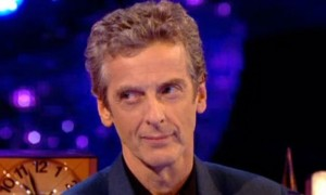 Peter Capaldi introduced as 12th Doctor