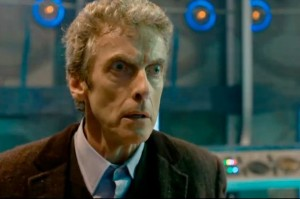 Peter Capaldi - The Doctor - Doctor who - The Time of The Doctor - (c) BBC