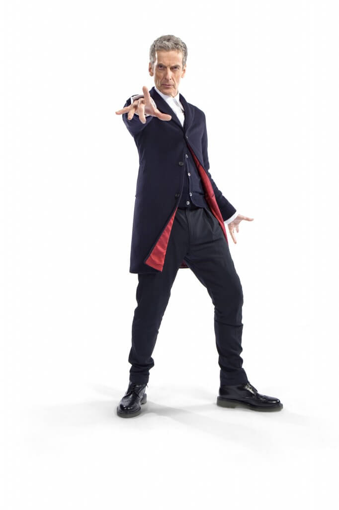 Doctor Who - The Doctor (PETER CAPALDI) - (C) BBC - Photographer: Steve Brown