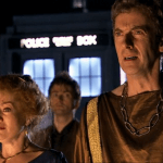 Advent Calender Day 18: Doctor Who S4 The Fires of Pompeii