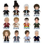 TITANS Doctor Who Regeneration Collection Available to Pre-Order