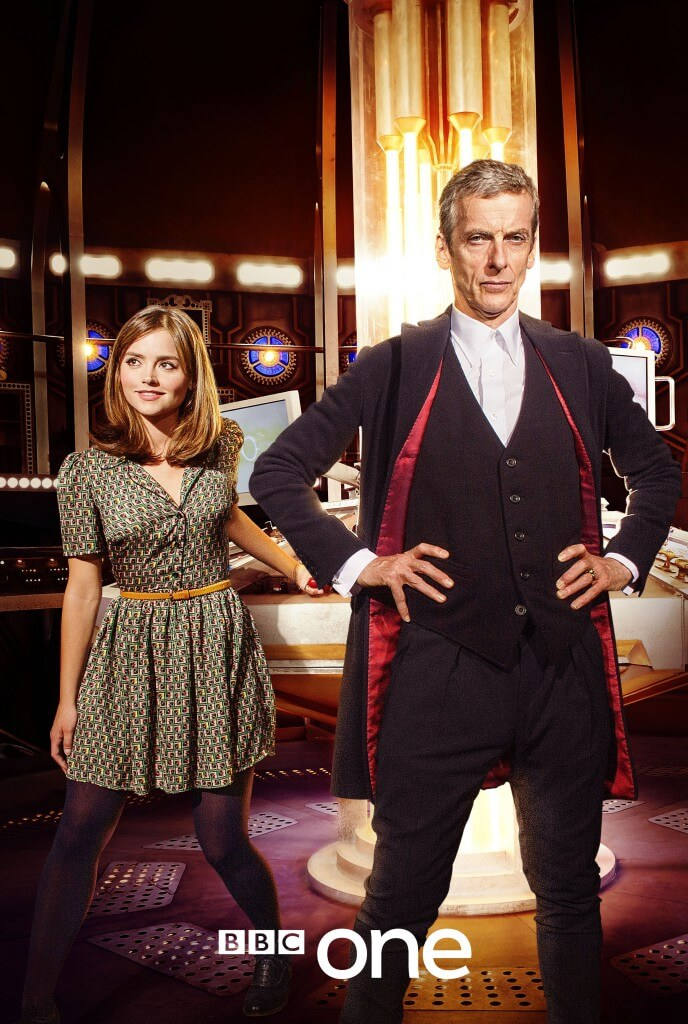 Doctor Who Series 8 Gives BBC America Its Highest Rated Season ...