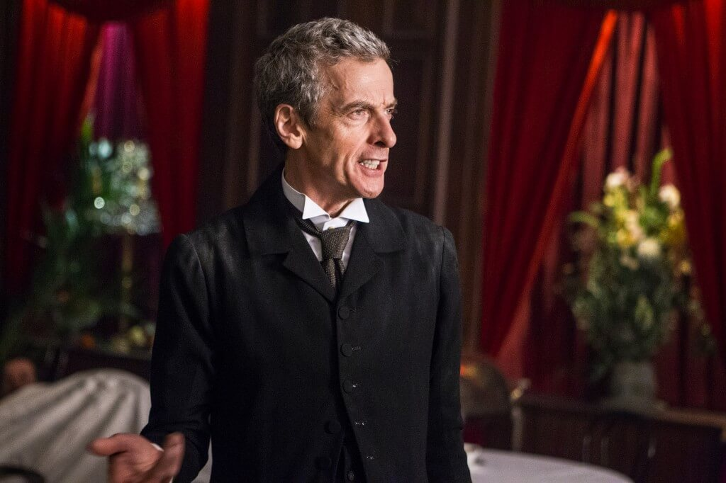 Doctor Who - Series 8 - Episode 1 - Deep Breath - Peter Capaldi as the Doctor - (c) BBC