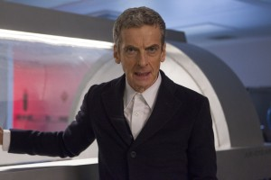 Doctor Who Series 8 - Ep 2 - Picture Shows: Peter Capaldi as The Doctor - (c) BBC Photo by Adrian Rogers