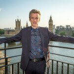 Peter Capaldi News Advent Calendar Day 3  – World Tour 2014 London