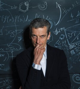 Doctor Who - S8E4 - Listen - The Doctor ( Peter Capaldi) - (c) BBC - Photo Ray Burmistan
