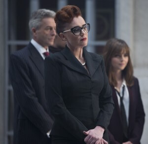 Doctor Who - S8E5 - Time Heist - Keeley Hawes as Ms. Delphox - (c) BBC - Photo Adrian Rogers
