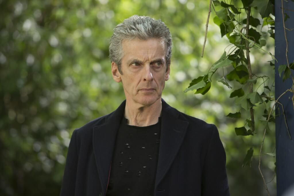 12th Doctor Peter Capaldi - Doctor Who Ep 10 - Forest of the Night (c) BBC