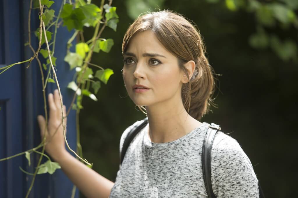 Clara Oswald (Jenna Coleman) - Doctor Who Episode 10 - Forest of the Night (C0 BBC
