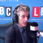 VIDEO: Peter Capaldi Talks About Being the Doctor to LBC Radio