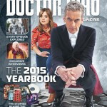 Doctor Who Magazine to Release Special 2015 Year Book – 18th December