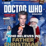 Doctor Who Magazine Issue #481 Out Thursday 11th December