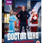 UK: Doctor Who Last Christmas Available On DVD & Blu-ray Today