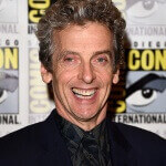 Wishing A Very Happy Birthday To Peter Capaldi!