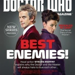 Doctor Who Magazine Issue 490 Out Thursday