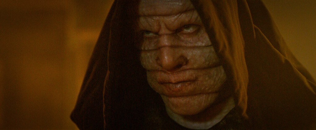 Doctor Who Series 9 trailer- 12.08.15 - A New Character - (C) BBC - Photographer: Screencapture