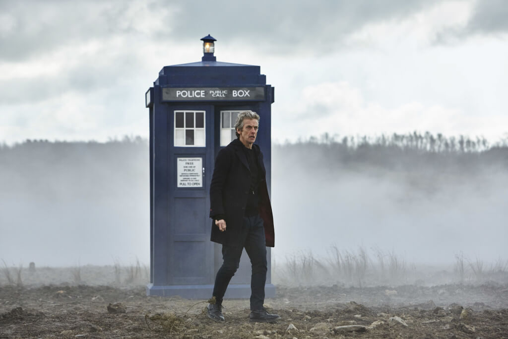 Doctor Who S9E1 The Magician's Apprentice Doctor Who (PETER CAPALDI) - (C) BBC - Photographer: Simon Ridgway