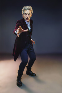 Doctor Who - The Doctor (PETER CAPALDI) - (C) BBC - Photographer: David Venni