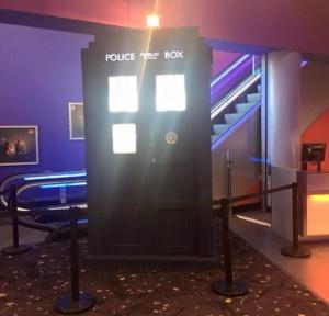 TARDIS - Doctor Who Series 9 Screening Cardiff (c) Peter Capaldi News