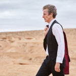 Peter Capaldi In-store signing at HMV Oxford Street on 7 March
