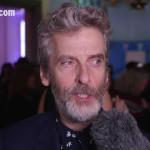 Peter Capaldi Talks Jenna Coleman and Who Challenges