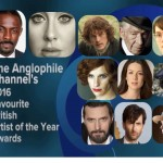 Vote Peter Capaldi & Jenna Coleman in Third Annual Anglophile Channel Awards