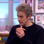 VIDEO: Watch Peter Capaldi's Interview with ITV's Lorraine