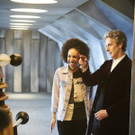 Go Behind the Scenes with the Doctor and New Companion