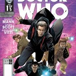 The Four Doctors Return For Titan Comics Epic Summer Doctor Who Event
