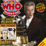 Peter Capaldi Recreates Tom Baker's Iconic Post for Issue 500