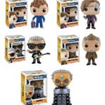 12th Doctor and Guitar Funko Doctor Who POP! Vinyl Figure Available To Pre-Order