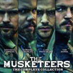 UK: The Musketeers – The Complete Collection DVD Now Available for Pre-Order