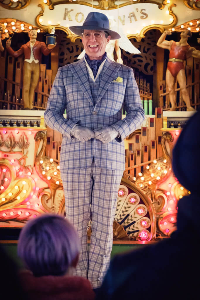 Hugh Grant -  Paddington 2 - (c) Studio Canal